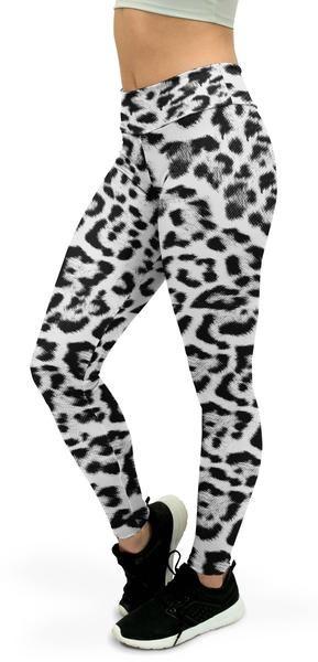 07f974bedc384 Snow Leopard Skin Yoga Pants in 2018 | Capris & Leggings | Pinterest ...