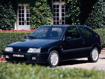 Citroën ZX 3-door '07.1994–98