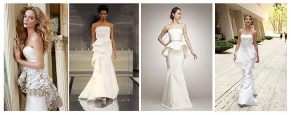 Свадебное платье по типу фигуры #wedding #dress #wedding_dress