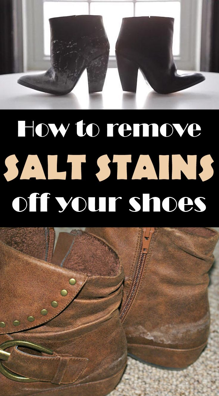 Homemade Shoe Cleaner For White Shoes