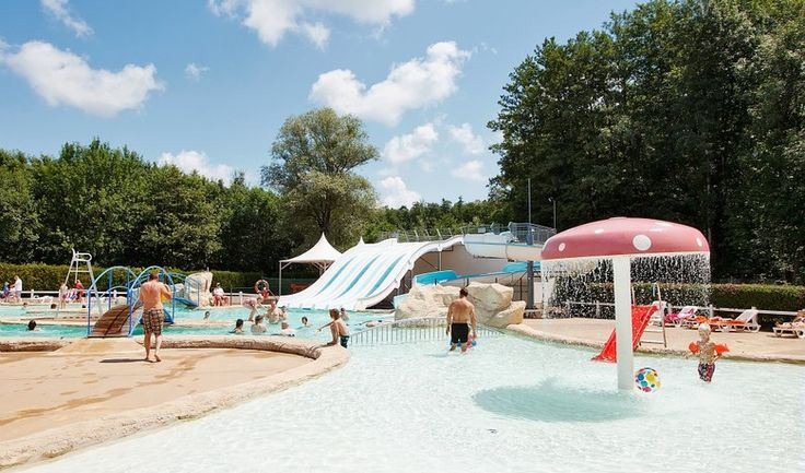 Le Val de Bonnal - A premium Castels site, Val de Bonnal is set in a fantastic tranquil location amongst the beautiful French countryside. The spacious grounds of this former water mill link up with a series of fun-for-all lakes in one of France's most green and pleasant resorts.
