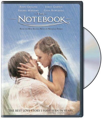 Notebook, The (DVD) (WS)When you consider that old-fashioned tearjerkers are an endangered species in Hollywood, a movie like The Notebook can be embraced without apology. Yes, it's syrupy sweet and clogged with clichés, and one can only marvel at the irony of Nick Cassavetes directing a weeper that his late father John--whose own films were devoid of saccharine sentiment--would have sneered at. Still, this touchingly impassioned and great-looking adaptation of the popular Nicholas Sparks…