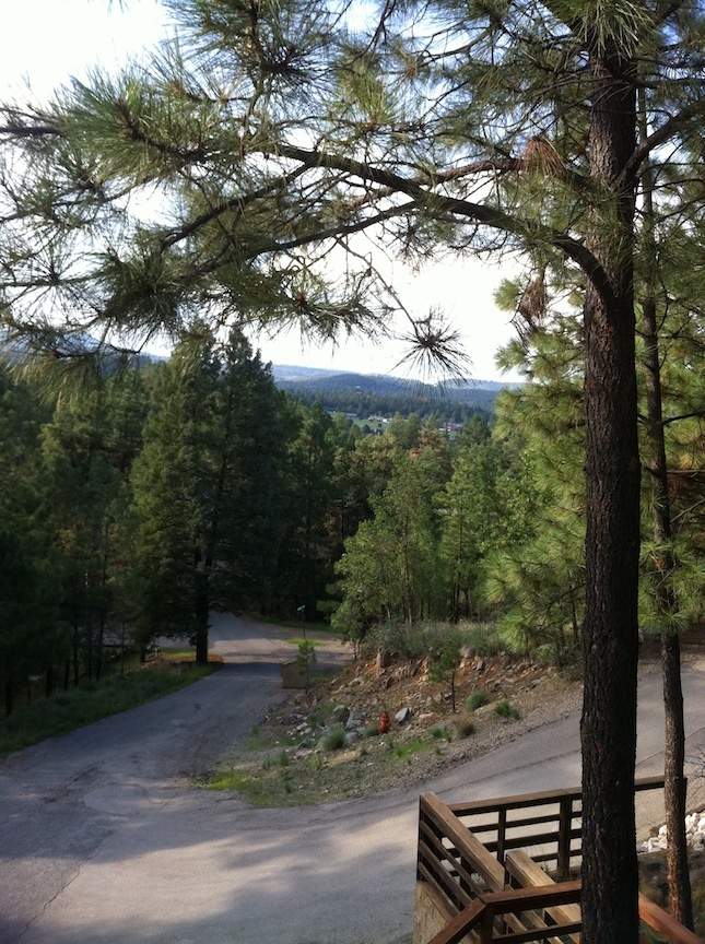 Ruidoso, NM - looking forward to our trip there in August