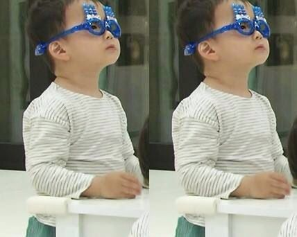 How cute Minguk is?