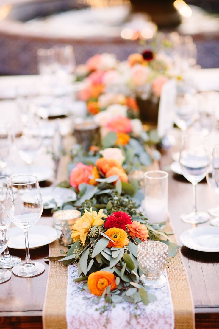 21 Incredibly Gorgeous Floral Runner Ideas Guests Will Flip Over