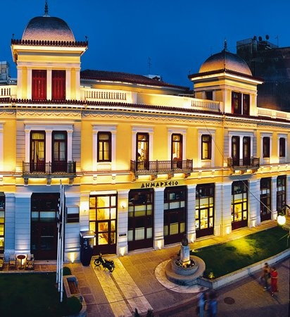 City Hall of Chalkida, Evia Island / by /// Square Photography Studio ///