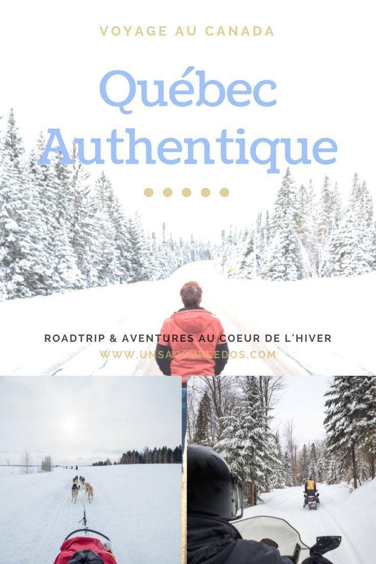 Notreroadtrip au Canadablanc nous a mené cœur du Québec Authentique. Voici nos découvertes dans les régions de Mauricie et Lanaudière, ainsi que des idées d'activités pour profiter de l'hiver. Autant vous dire tout de suite, il y a de beaux coups de cœur en perspective! #Canada #Quebec #QuebexAuthentique #authentique #Mauricie #Lanaudiere #hiver #neige #chien #traineau #traineauachien #chiendetraineau #motoneige #skidoo #spa #chalet #cabane #lac #foret #nature