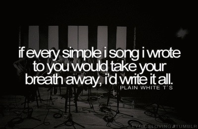 Plain White Ts-Hey There Delilah