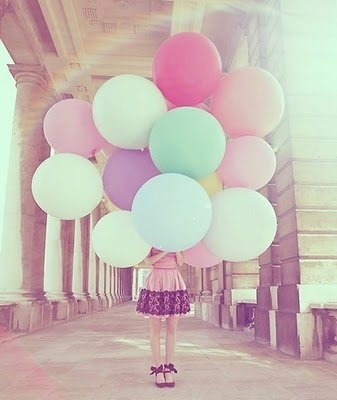 baloon headed!: Pastels, Idea, Inspiration, Color, Dream, Quote, Pastel Balloons, Things, Photography