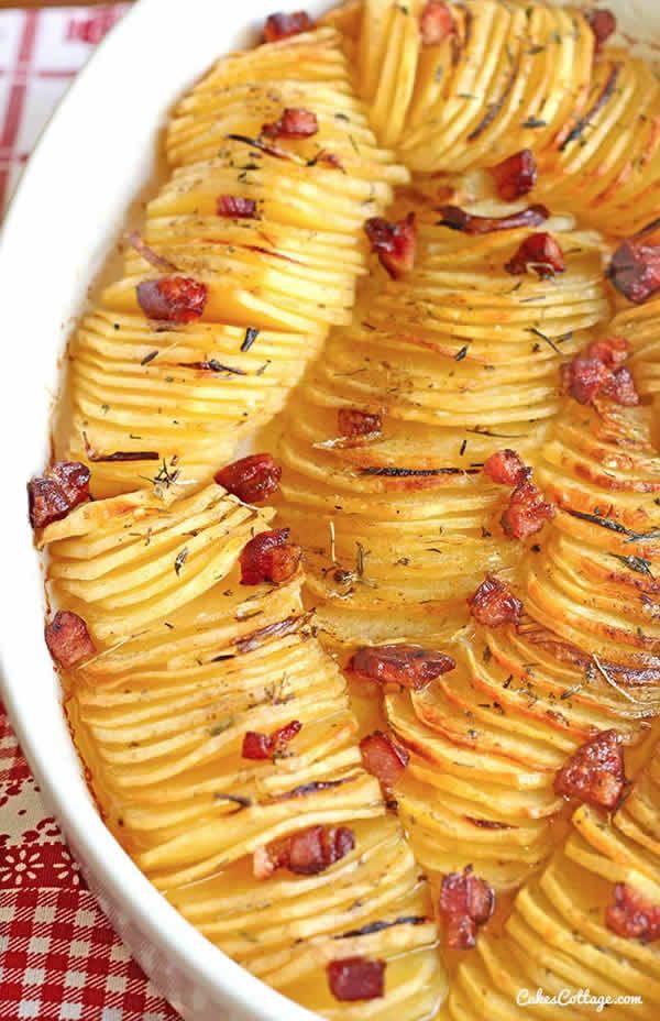 8 Formas Deliciosas De Preparar Patatas Al Horno Comida Comida Recetas Saludables Recetas Con Patatas