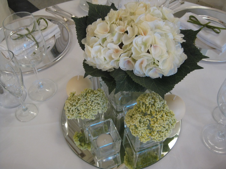 Ortensie come centrotavola idee per matrimonio pinterest - Composizioni floreali per tavoli ...
