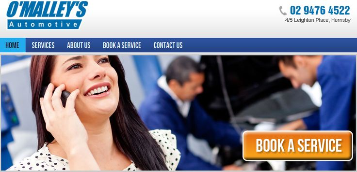 O'Malleys Automotive is a family owned car service center based in Hornsby, Sydney. We offer best and affordable auto repair services. For more information visit our website @ http://www.omalleysautomotive.com.au/