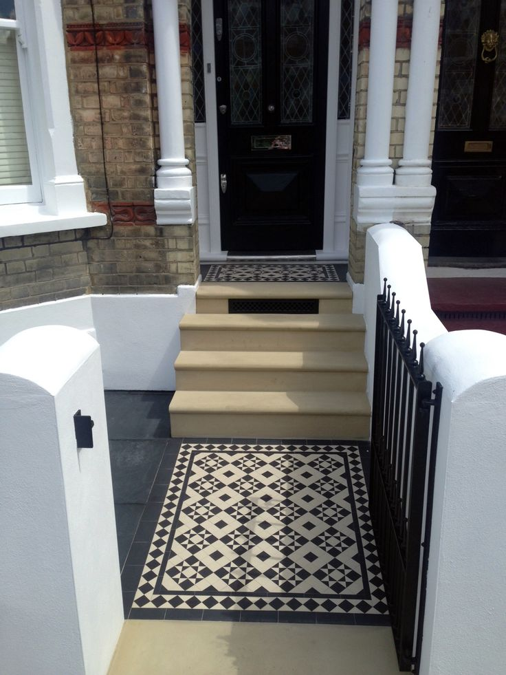 front door steps - Google Search