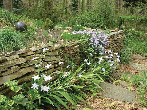 Using Stone in Your Garden