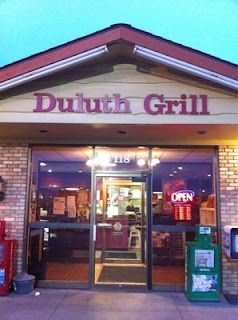Restaurant Review: Duluth Grill, Duluth, MN... Seen on Diners, Drive-ins and Dives!