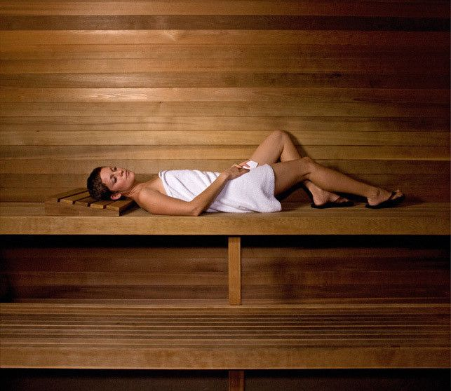 Loyly   Spend an afternoon relaxing at this communal spa, inspired by Scandinavian saunas.