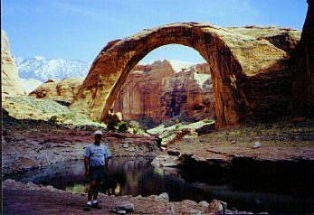 Hiking at Tonto Natural Bridge State Park, Payson, AZ ...