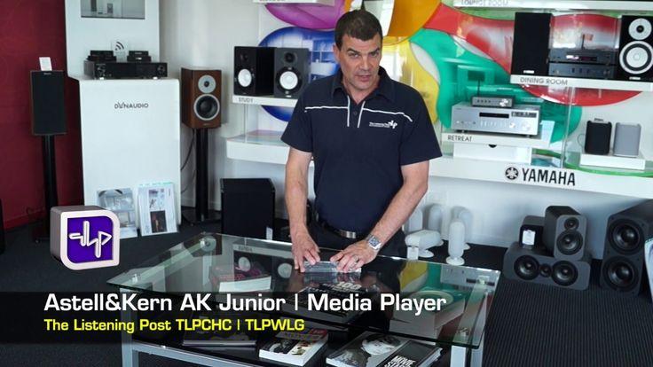 Astell&Kern AKJR | Junior | Media Player Unboxing | The Listening Post |...