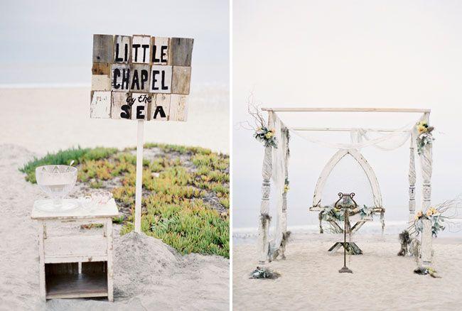 Shipwrecked Winter Beach Wedding: Cortnie + Donny – Part 2