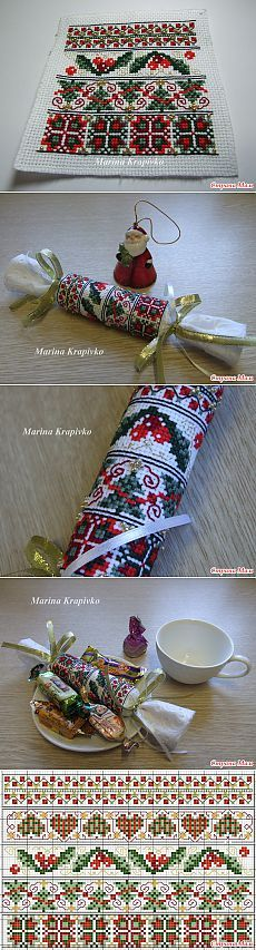 Candy & quot; Christmas symbols & quot; - Biskornyu and other & quot; Krivul'ko & quot; - Country Mom