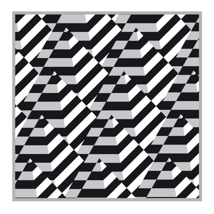 op art | op-art-black-and-white-pyramids.jpg