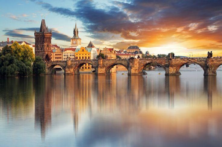 Charles Bridge Prague View #prague #travelgram #instapic