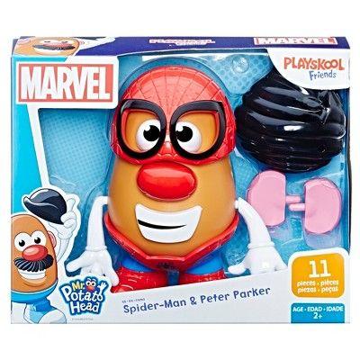 Playskool Friends Mr. Potato Head Marvel Spider-Man/Peter Parker