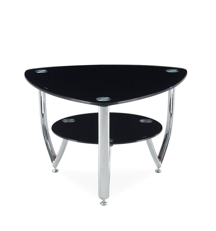 T601ET Black End Table Features End Table Contemporary
