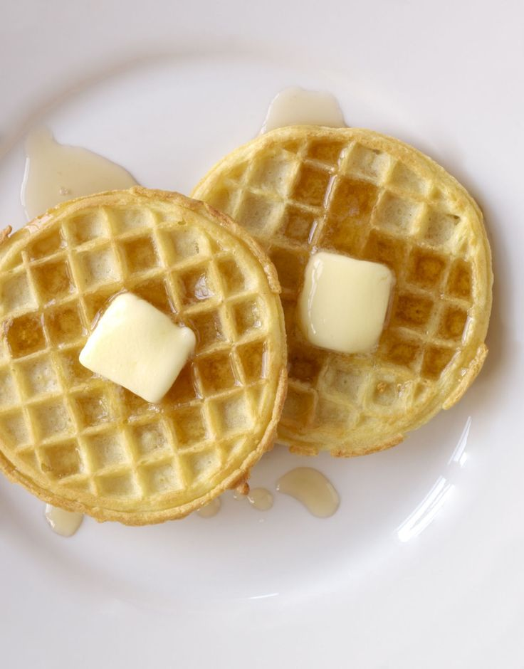 This Hack Makes Frozen Waffles Taste Homemade  - Delish.com