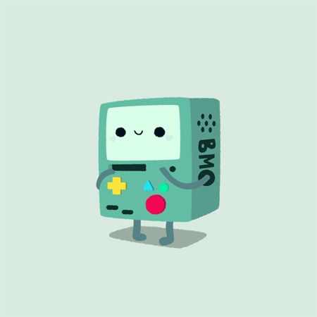 Beemo by *pronouncedyou on deviantART