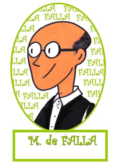 Ssissimonea: COMPOSSITORESSsissimoneando al gran Manuel de Falla