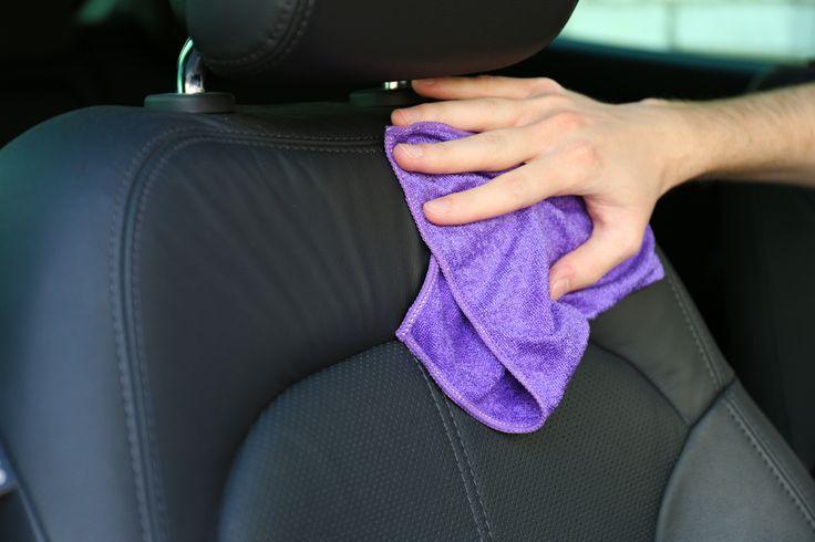 Mecánica para novatos: ¿cómo limpiar la tapicería del coche?