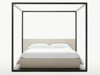 Doppelbett Mit Bettkasten ALCOVA   Maxalto, A Brand Of Bu0026B Italia Spa