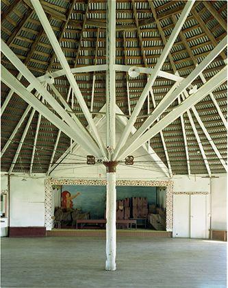 World of Interiors - Mahia Penninsula Marae
