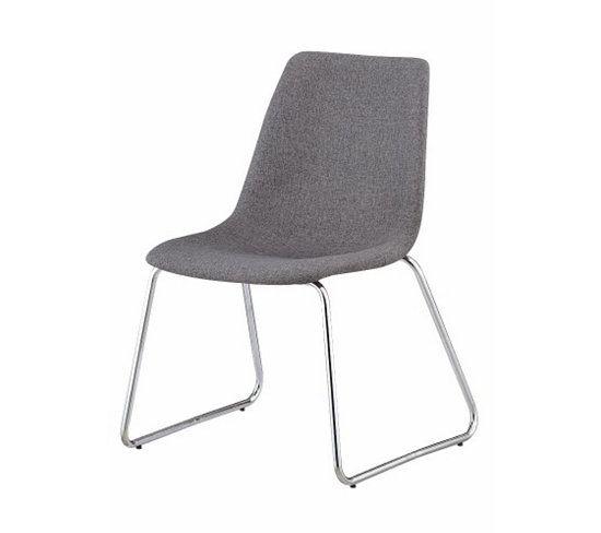 Chaises - Chaise AURELIE Gris