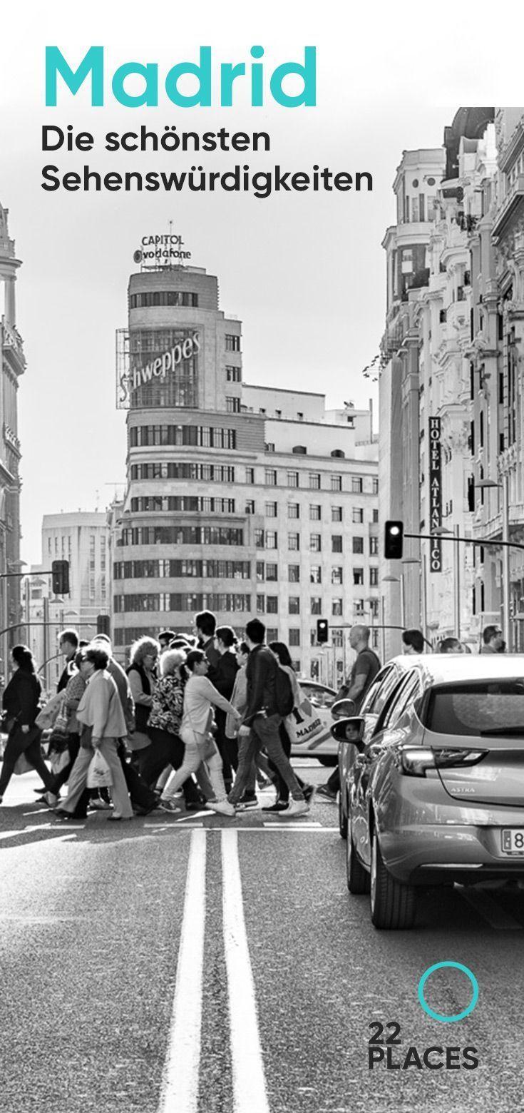 Madrid: Sehenswürdigkeiten und unsere besten Tipps