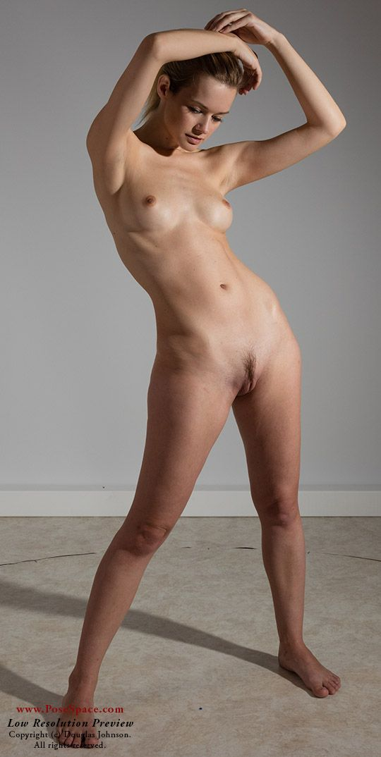 Female artistic models nude