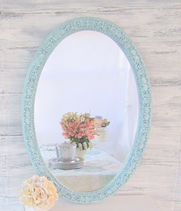 29 best ideas about mirrors on pinterest french country for Teal framed mirror