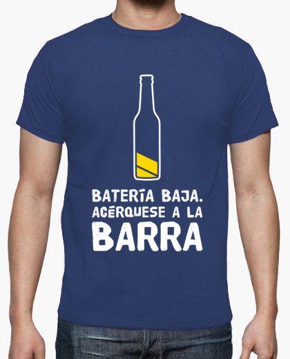 92bce4e4a Camiseta Batería Cerveza Remeras Frases