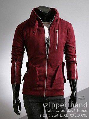 Zipper Hand bhn Adidas S,M,L,XL @225