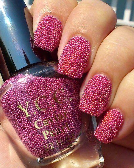 caviar manicures