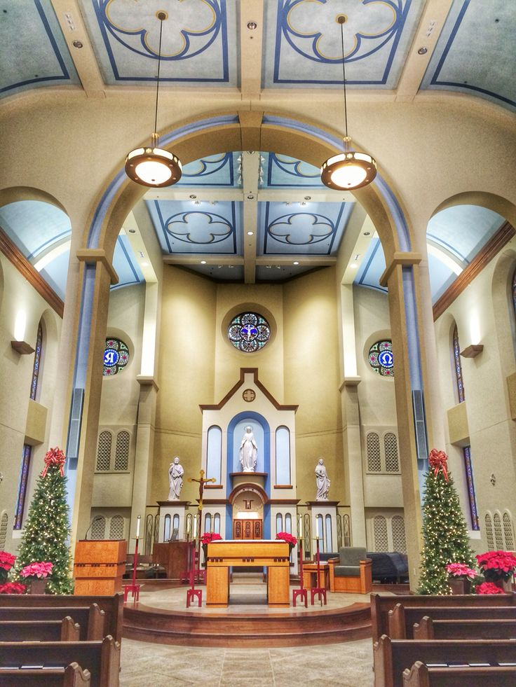 The Chapel At University Of Dayton