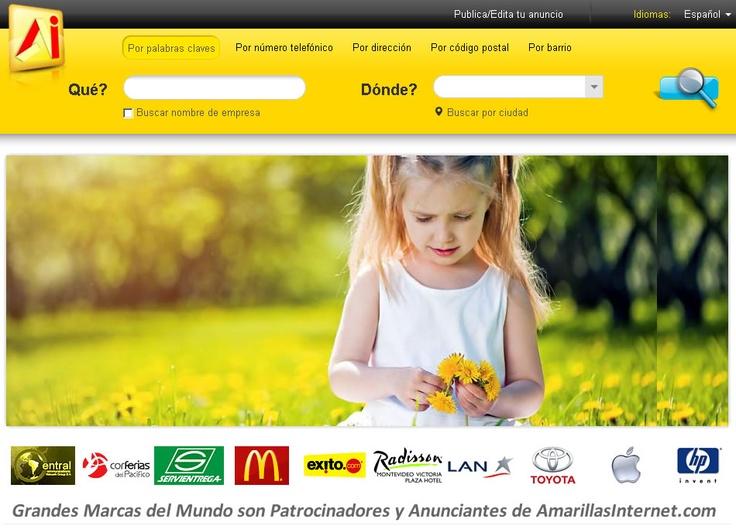 Nuevo Portal Amarillas Internet