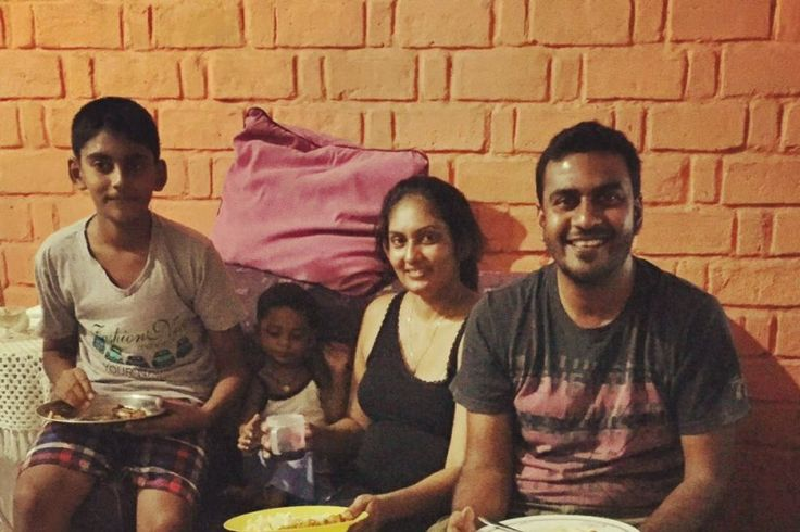 Fundraiser by Dilhan Family : Aid for wonderful SRI LANKAN family