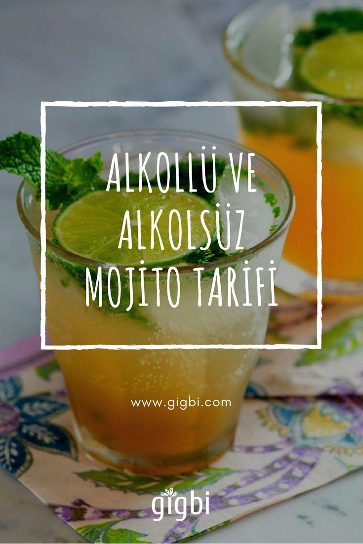 Mojito tarifi oldukça basittir. Kokteyl yapmakla aranız çok iyi değilse bile kendinize kolayca mojito hazırlayabilirsiniz. Alkolsüz mojito nasıl yapılır?