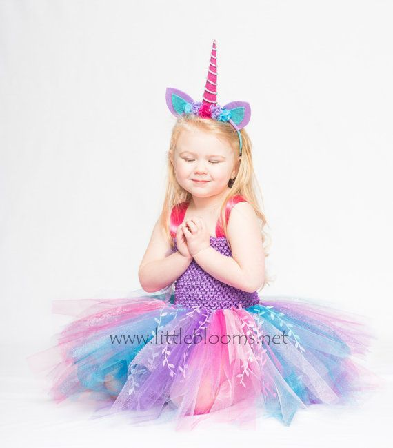 Resultado de imagen para unicornio disfraz niña