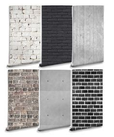 Love the industrial trend? Take a look at these and MORE in our industrial wallpaper section on Milton & King: https://au.miltonandking.com/wallpaper/by-design/faux-bricks-concrete
