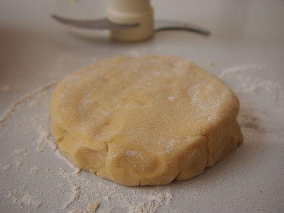Быстрое песочное тесто