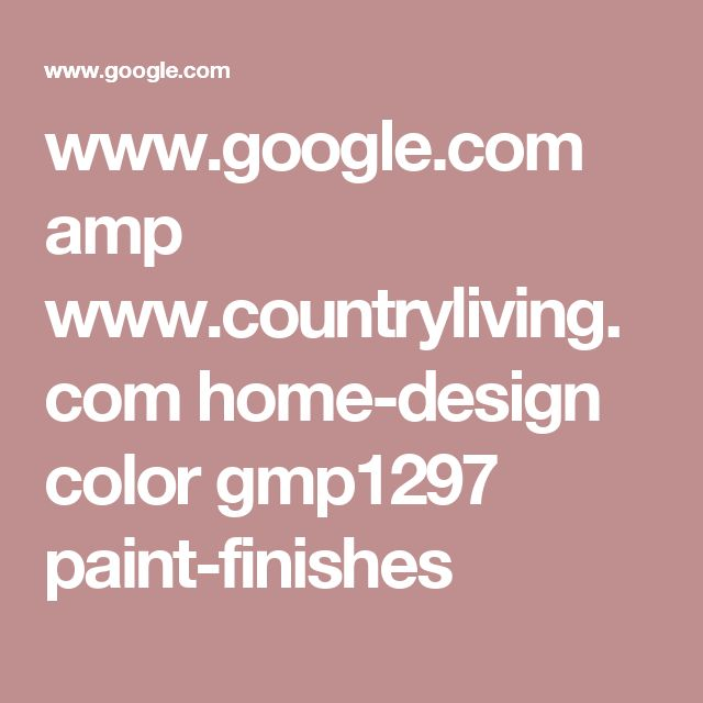 Www.google.com Amp Www.countryliving.com Home Design Color Gmp1297