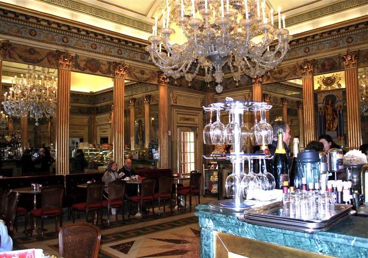 Caffè San Carlo, Torino